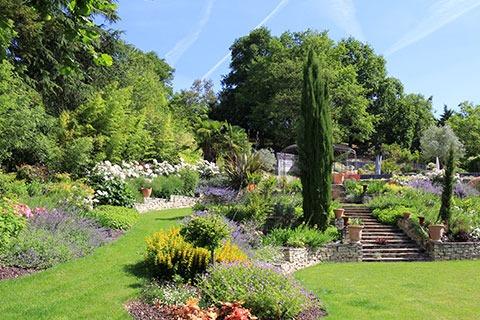 ADH paysage : terrasses et jardins
