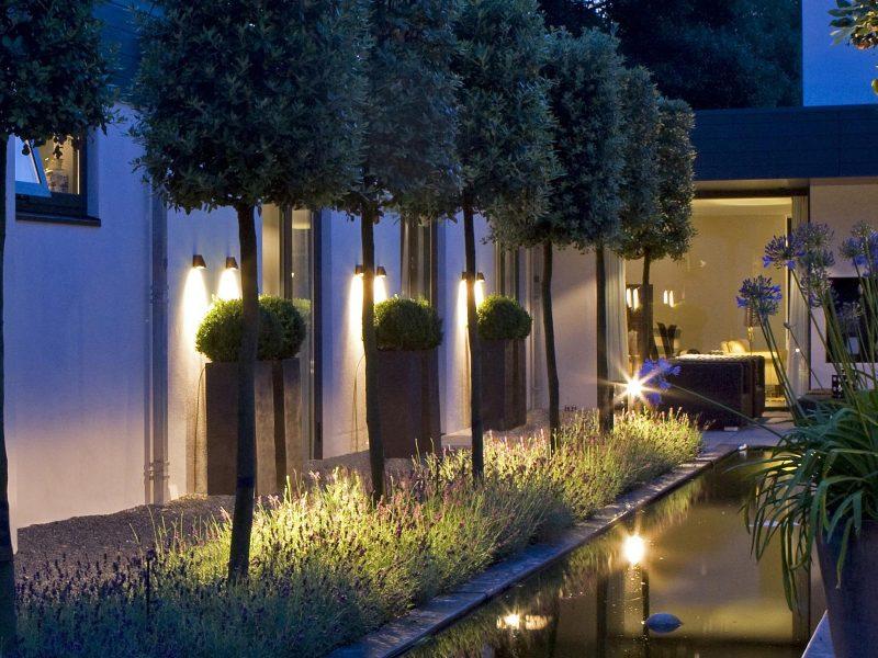 Royal Botania, Partenaire éclairage ADH paysage